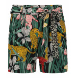 AI&KO Aaiko short mesda jungle pes 614 groen