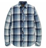 PME Legend Overhemd psi201230 590 - blauw