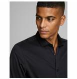 Jack & Jones Overhemd 12097662 parma black noos -