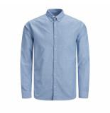 Jack & Jones Overhemd 12169911 cashmere blue -