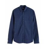 Scotch & Soda Overhemd blauw 153548 0218 -