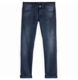 Scotch & Soda Jeans ralston denim blue 144831 62000 oe - blauw
