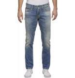 Tommy Hilfiger Jeans light blue dm0dm06607 scanton 911 salle mid bl - denim