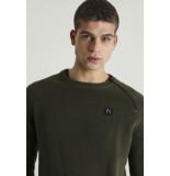 Chasin' Sweater taleb 4111400035 e50 - groen