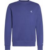 Calvin Klein J30j314536 essential crewneck sweater c5g naval blue -