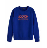 Scotch & Soda Sweater 153582 1148 - blauw