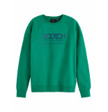 Scotch & Soda Sweater 153582 3318 - groen