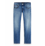 Scotch & Soda Jeans tey blauw tale 155866 3464 -