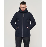 Elvine Winterjas cole 240 dark navy - blauw