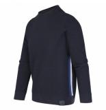 Blue Industry Kbiw19 m37 sweater navy blue - blauw