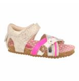 Shoesme Bi8s088-e meisjes sandaal wit