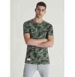 Chasin' T-shirt evans 5211400083 e51 - groen