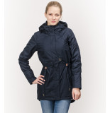 Elvine Winterjas fia 193507 240 dark navy - blauw