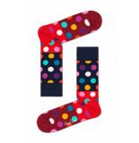Happy Socks Bdb01 big dot block sock 4300 -