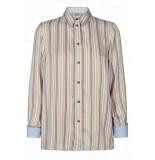 Mos Mosh Jodie river shirt ecru