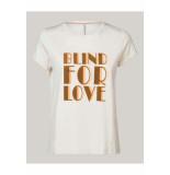 Summum 3s4386-30124 tee blind for love short slv wit