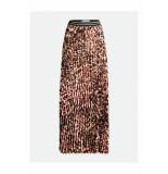 Summum 6s1158-11286 printed plisse skirt