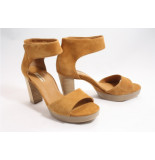Paul Green 6936-196 pumps cognac
