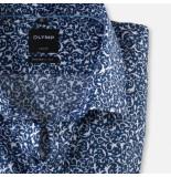 Olymp Overhemd 131054 18 - blauw