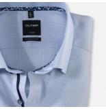 Olymp Overhemd 131254 11 - blauw