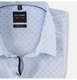 Olymp Overhemd 203444 11 blauw -