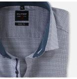 Olymp Overhemd 205244 18 blauw -