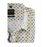 Olymp Overhemd 209454 45 - groen