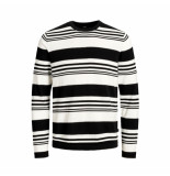 Jack & Jones Sweater 12165434 blanc de blanc -